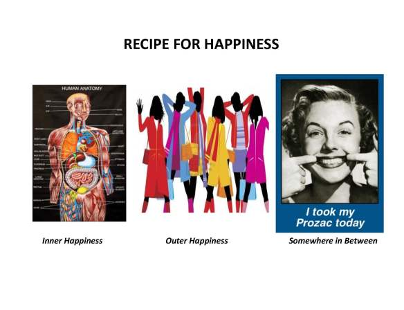 How to achieve happiness ....